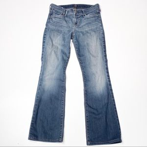 Citizens of Humanity Amber Mid Bootcut Jeans 26